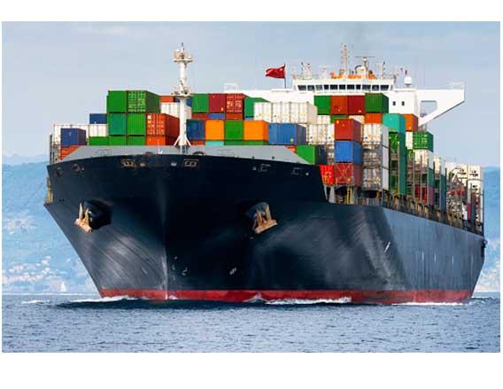 China Freight Ship