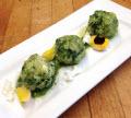Spinach Ricotta Gnudi