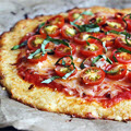 Cauliflower Pizza Dough