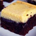 Black Bottom Cheesecake Brownies