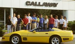 Callaway Cars